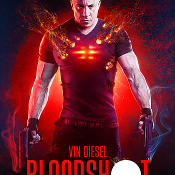 "New International Poster for ""Bloodshot"""