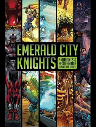 Mutants&Masterminds-EmeraldCityKnights