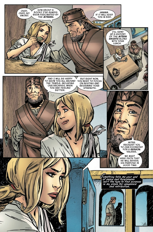 Age of Conan: Valeria #3 [Preview]