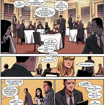 They Don't Serve Your Kind Here, Spider-Gwen - Next Week's Ghost Spider