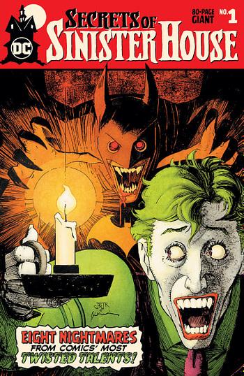 DC Comics October (And A Little November) 2019 Solicitations