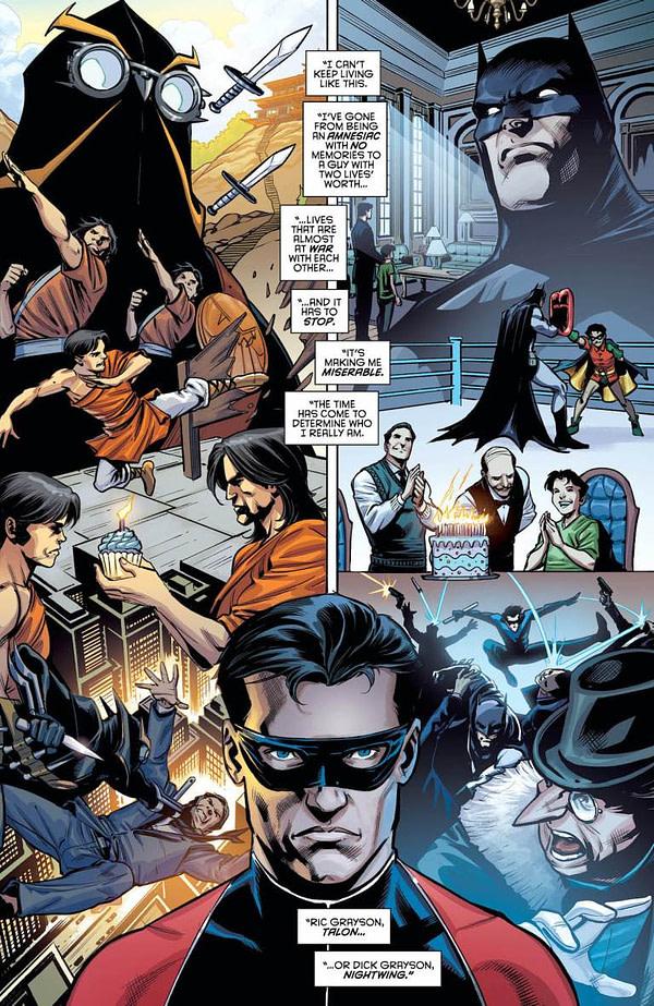 Nightwing #69