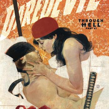 Elektra Gets Kinky with Daredevil in Daredevil #14 [Preview]