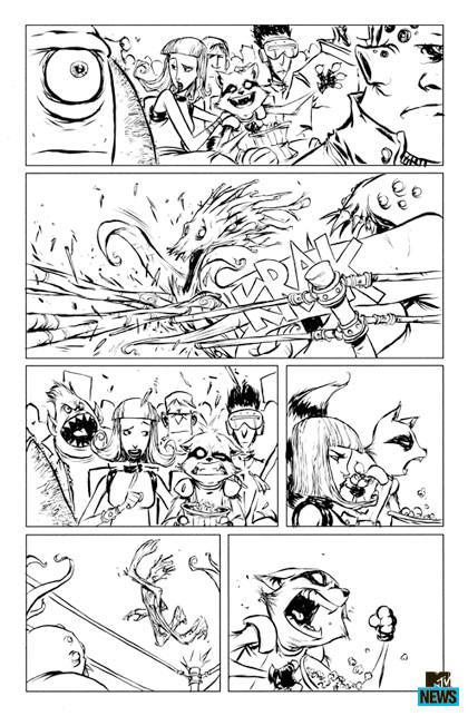 rocket-raccoon-page1