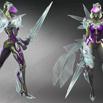 """Warframe"" Devstream 137 Reveals Gara Deluxe & More"