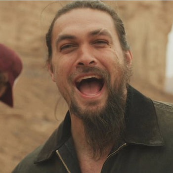 Jason Momoa Shaves For First Time Since 2012