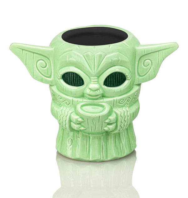 Baby Yoda Tiki Mug Available for Preorder Now at Toynk Toys