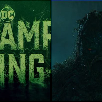 'Swamp Thing' Debuts First Look Teaser; Confirms May 31 Premiere [VIDEO]