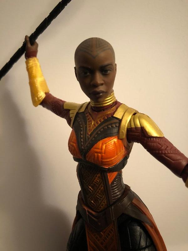 Black Panther Marvel Legends 22