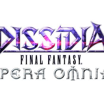 Dissidia Final Fantasy Opera Omnia Main Logo