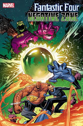 Marvel Comics November 2019 Solicitations, Frankensteined