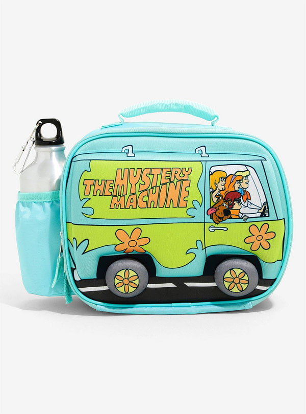 Mystery Machine Lunch Box