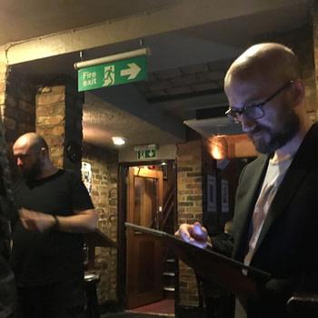 From The Pub: Kieron Gillen Says Buy His Mate's Comic, Okay?