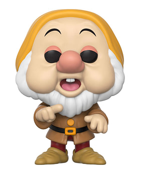 FUnko Pop Disney Snow White Sneezy