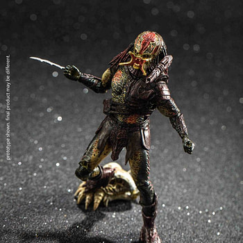 "Hiya Toys Gives Us More ""Predators"" and ""RoboCop"" FIgures"