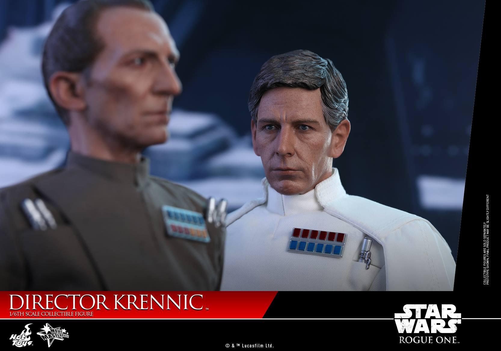 Star Wars Hot Toys Director Krennic 5