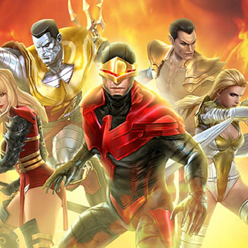 """Marvel Future Fight"" Receives A Bunch Of X-Men Updates"