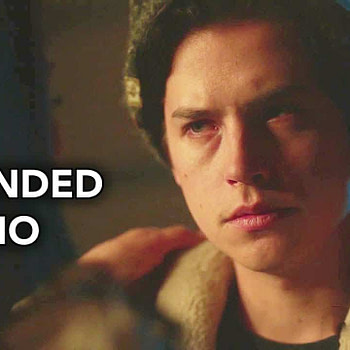 """Riverdale 3x11 Extended Promo """"The Red Dahlia"""" (HD) Season 3 Episode 11 Extended Promo w/ Kelly Ripa"""