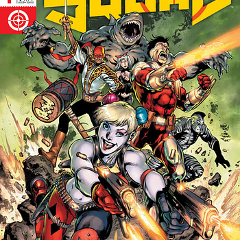Government Official Endorses Tom Taylor and Bruno Redondo's Suicide Squad