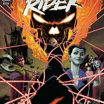 Ghost Rider #4 [Preview]