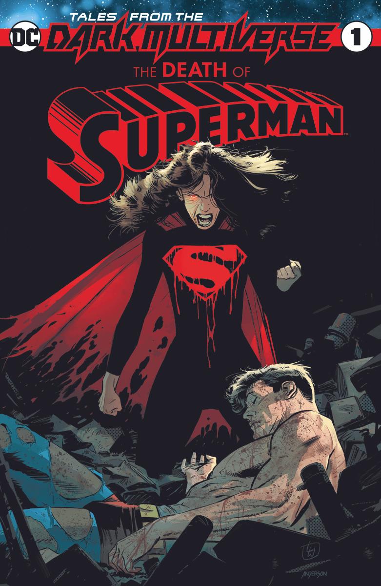Batman's Grave, Hill House, Lots of Joker Books in DC Comics October 2019 Solicitations