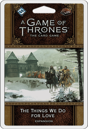 Fantasy Flight Games Releases Various Card Game Expansion Packs