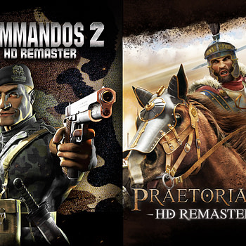 """Commandos 2"" & ""Praetorians"" Both Receive HD Remaster Versions"