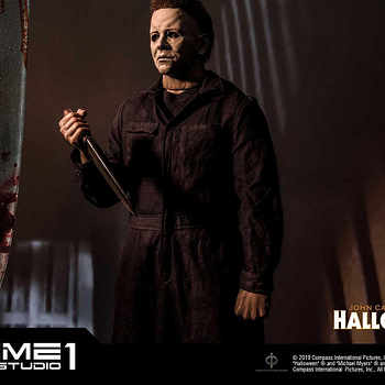 Halloween Fans: The Michael Myers of Your Dreams is Here From Prime 1 Studio
