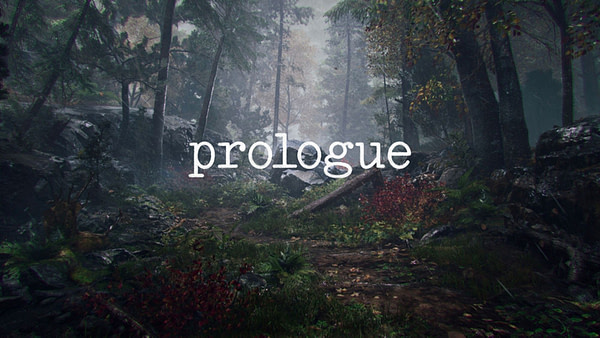 "PlayerUnknown Productions Reveal ""Prologue"" At The Game Awards"