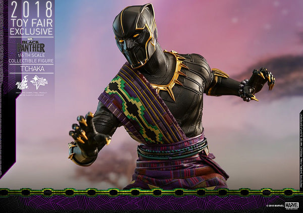 Hot Toys T'Chaka Black Panther 19