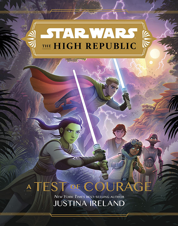 Star Wars Enters the High Republic Era With New Books, Comics