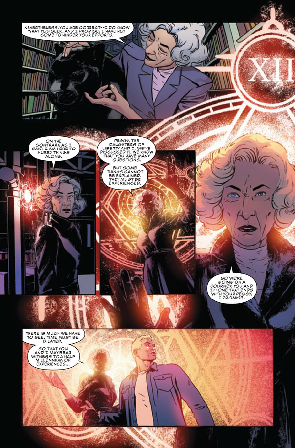 Captain America #19 [Preview]
