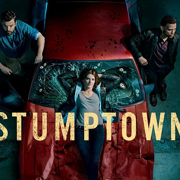 "Stumptown's Premiere in ""Stumptown"", the new Oni TV Series debuts at RCCC"