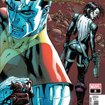 X-Force #8 [Preview]