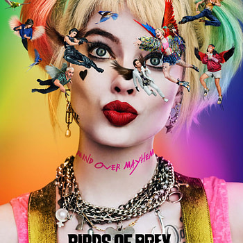 """Warner Bros. Releases the First Poster for """"Birds of Prey"""""""