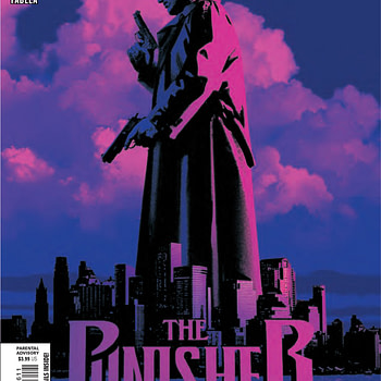 Punisher #16 [Preview]