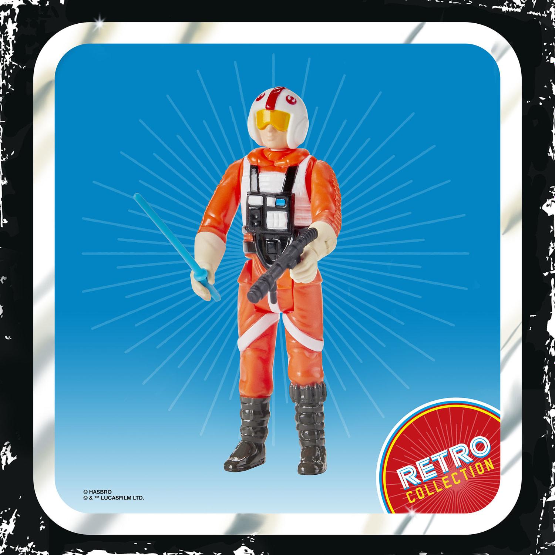 Unreleased Retro Star Wars Figure Coming Soon from Hasbro