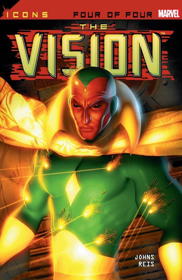 Machine Man Comes to Marvel Unlimited in April, Plus: Geoff Johns/Ivan Reis Vision, Doctor Strange, & Spider-Man 2099