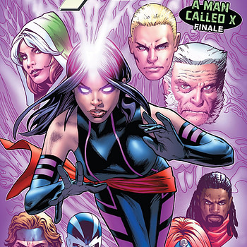 Astonishing X-Men #12 cover by Greg Land and Edgar Delgado