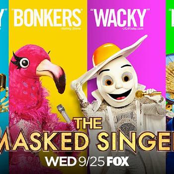 the masked singer