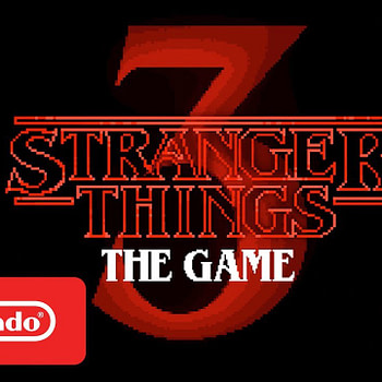 Stranger Things 3: The Game - Gameplay Trailer - Nintendo Switch