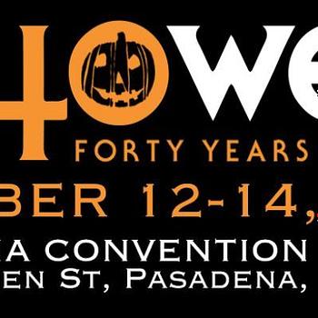 Halloween 40th Anniversary Convention Logo