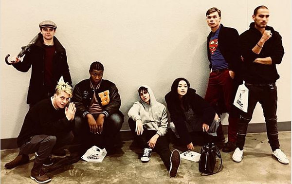 deadly class russo bros cast first look