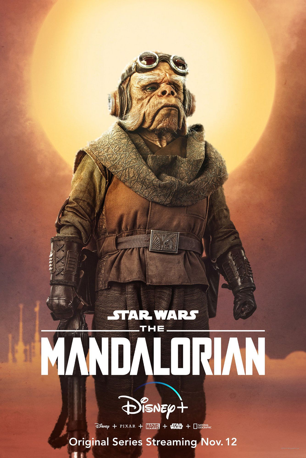 """The Mandalorian"" Opens with ""Dramatic Star Wars-Universe Spoiler""; Nixes Advance Screeners"