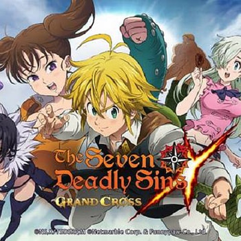 """The Seven Deadly Sins: Grand Cross"" Will Launch On March 3rd"