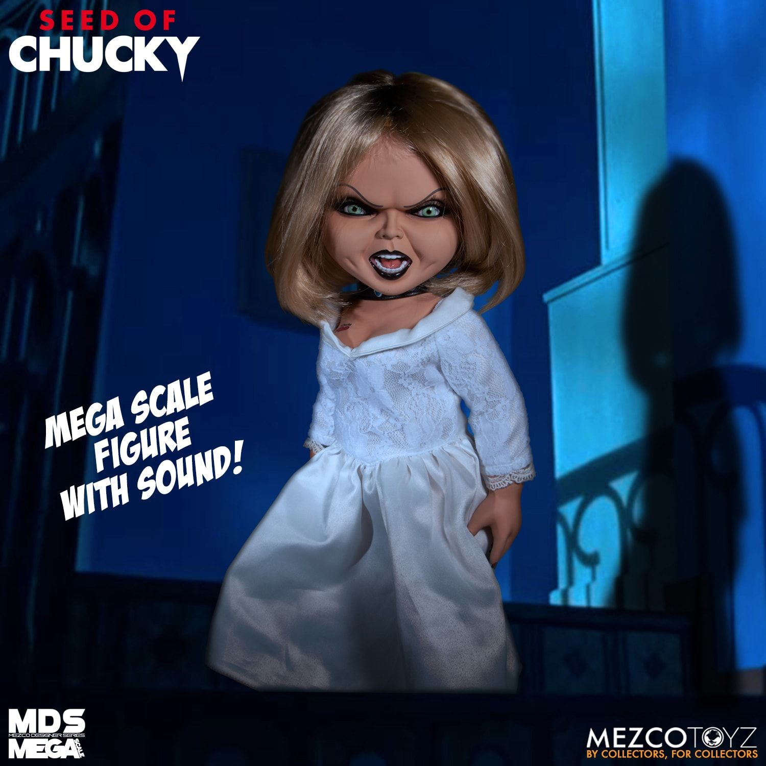 Mezco Gives a Voice to Tiffany from