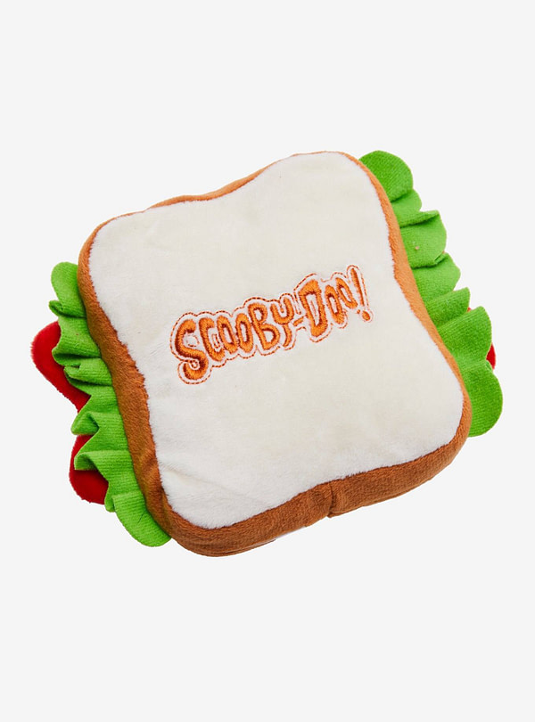 Scooby Doo Sandwich Back