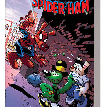 Marvel Says its Spider-Ham Collection Is No Longer All-Ages?