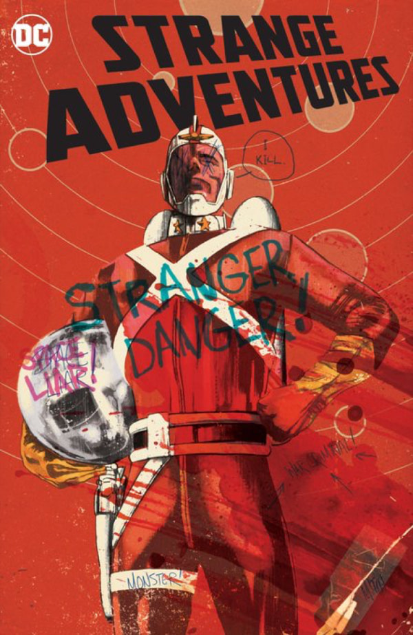 Tom King Says Strange Adventures Will Be About Trump Instead of PTSD