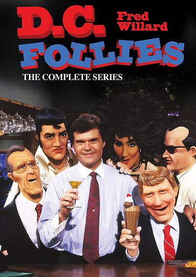 D.C. Follies complete series